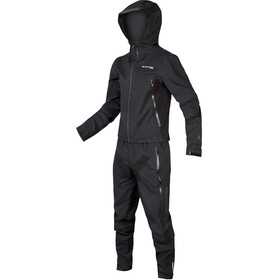 Endura MT500 Waterdichte One Piece Jas Heren, black